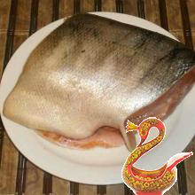 How to make salted fish. Chum salmon salted at home.