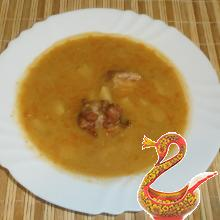Как сварить вкусный гороховый суп