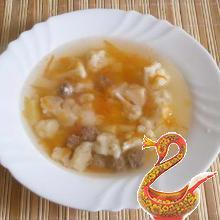 Вкуный суп с фрикадельками рецепт