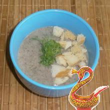Постный суп пюре из шампиньонов