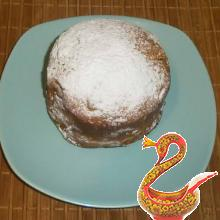 "Russian Easter bread ""Kulich"""