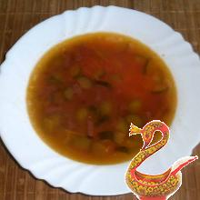 Russian meat soup solyanka step by step recipe