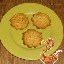 Вкусные творожные кексы