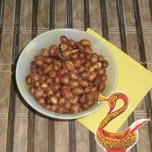 Как сделать соленый арахис дома