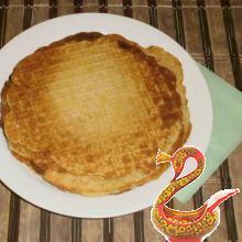How to make potato waffles at home