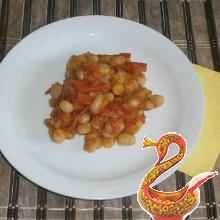 Рецепт фасоль в томате