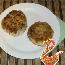 Russian rice burgers