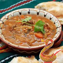 Приготовить суп харчо из говядины