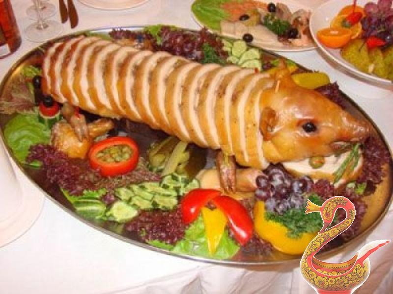 Image gallery russian cuisine for Cuisine x roussien