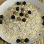 Russian potato salad recipe favorite