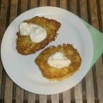 Russian potato pancake recipe