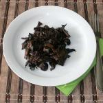 Рецепт жареных шампиньонов с луком