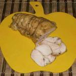 Pastrami chicken breast