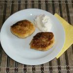 Сырники с яблоками рецепт